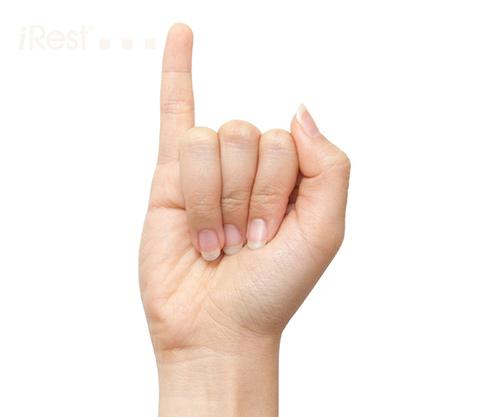 فواید انگشت کوچک
