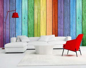 رنگ درمانی در محیط کاری